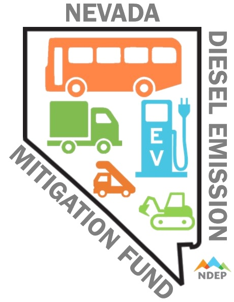 Nevada Diesel Emission Mitigation Fund Logo