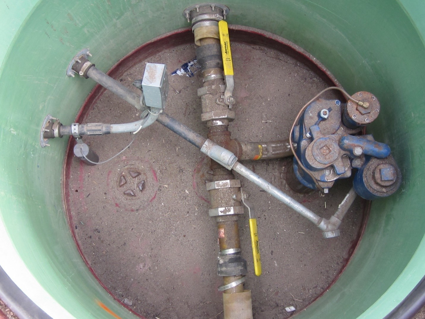 Water In Gas Tank >> Grant Program for UST Upgrades | NDEP