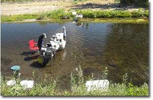 Nutrient study on the Carson River